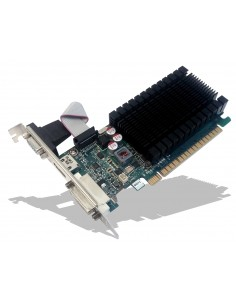 PNY GF710GTLH2GEPB grafikkort NVIDIA GeForce GT 710 2 GB GDDR3 Pny GF710GTLH2GEPB - 1