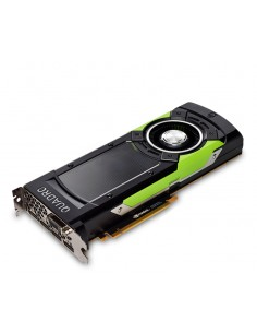 PNY VCQGP100BLK-1 graphics card NVIDIA Quadro GP100 16 GB High Bandwidth Memory (HBM) Pny VCQGP100BLK-1 - 1