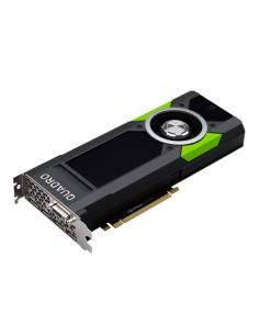 PNY VCQP5000-5PB graphics card NVIDIA Quadro P5000 16 GB GDDR5 Pny VCQP5000-5PB - 1