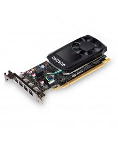 PNY VCQP600BLK-1 näytönohjain NVIDIA Quadro 600 2 GB GDDR5 Pny VCQP600BLK-1 - 1