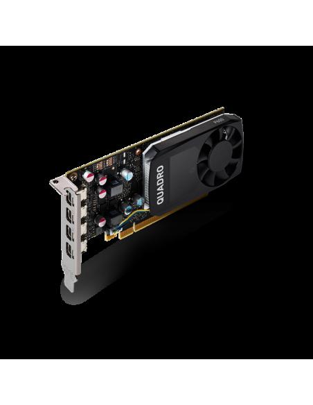 PNY VCQP600BLK-1 näytönohjain NVIDIA Quadro 600 2 GB GDDR5 Pny VCQP600BLK-1 - 3