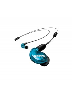 Shure SE215 Headset In-ear Bluetooth Black, Blue Shure SE215SPE-B+BT2-E - 1