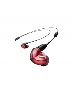 Shure SE535 Headset In-ear 3.5 mm connector Bluetooth Black, Red Shure SE535LTD+BT2-EFS - 1