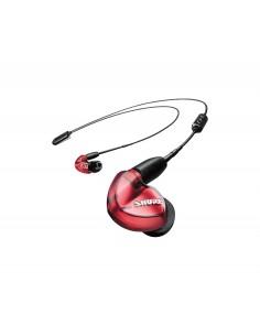Shure SE535 Headset I öra 3.5 mm kontakt Svart, Röd Shure SE535LTD+UNI-EFS - 1