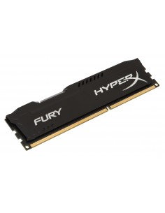 HyperX FURY Black 8GB 1866MHz DDR3 muistimoduuli 1 x 8 GB Kingston HX318C10FB/8 - 1