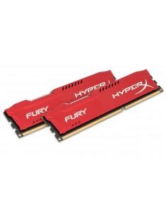 HyperX FURY Red 16GB 1866MHz DDR3 muistimoduuli 2 x 8 GB Kingston HX318C10FRK2/16 - 1