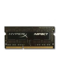 HyperX 8GB 2133MHz DDR3L muistimoduuli 2 x 4 GB Kingston HX321LS11IB2K2/8 - 1