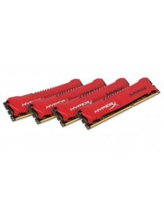 HyperX Savage 32GB 2400MHz DDR3 Kit of 4 muistimoduuli x 8 GB Kingston HX324C11SRK4/32 - 1