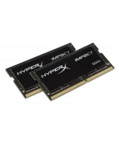 HyperX Impact 16GB DDR4 2666MHz Kit muistimoduuli 2 x 8 GB Kingston HX426S15IB2K2/16 - 1