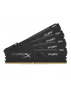 HyperX FURY HX434C16FB3K4/64 memory module 64 GB 4 x 16 DDR4 3466 MHz Kingston HX434C16FB3K4/64 - 1
