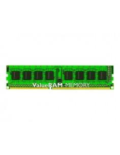Kingston Technology ValueRAM 4GB muistimoduuli 1 x 4 GB DDR3 1333 MHz Kingston KVR13N9S8/4BK - 1