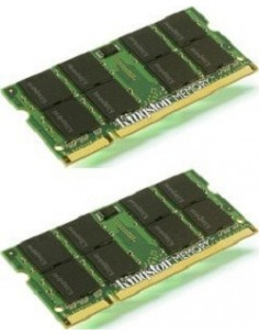 HyperX ValueRAM 16GB DDR3 1333MHz Kit muistimoduuli 2 x 8 GB Kingston KVR13S9K2/16 - 1