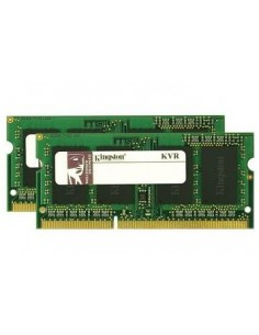 Kingston Technology ValueRAM KVR13S9S6/2 muistimoduuli 2 GB 1 x DDR3 1333 MHz Kingston KVR13S9S6/2 - 1