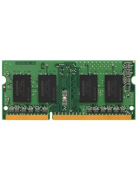 Kingston Technology ValueRAM 4GB DDR3 1333MHz Module muistimoduuli 1 x 4 GB Kingston KVR13S9S8/4 - 1