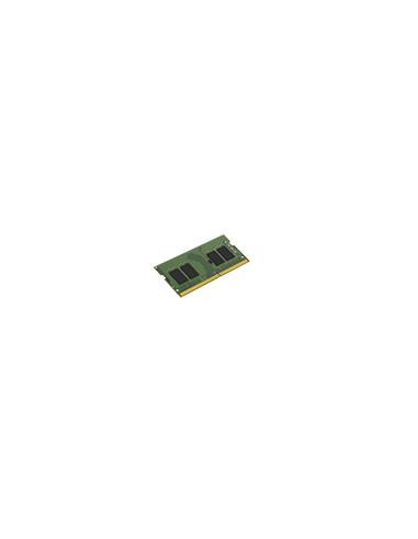 Kingston Technology ValueRAM KVR32S22S6/4 muistimoduuli 4 GB 1 x DDR4 3200 MHz Kingston KVR32S22S6/4 - 1
