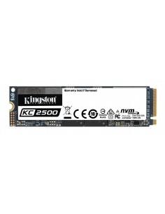 Kingston Technology KC2500 M.2 2000 GB PCI Express 3.0 3D TLC NVMe Kingston SKC2500M8/2000G - 1