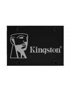 "Kingston Technology KC600 2.5"" 2048 GB Serial ATA III 3D TLC Kingston SKC600B/2048G - 1"