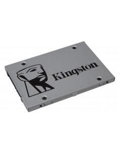 "Kingston Technology SSDNow UV400 Desktop/Notebook Upg. Kit 2.5"" 480 GB Serial ATA III TLC Kingston SUV400S3B7A/480G - 1"