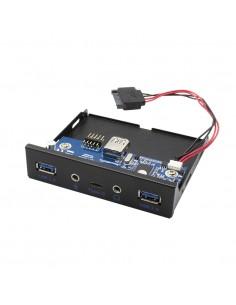 i-tec U3CEXTENDA liitäntäkortti/-sovitin Sisäinen 3. 5 mm, USB 3.2 Gen 1 (3.1 1) I-tec Accessories U3CEXTENDA - 1