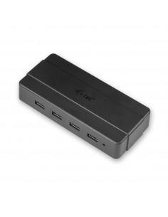 i-tec U3HUB445 gränssnittshubbar USB 3.2 Gen 1 (3.1 1) Type-B 5000 Mbit/s Svart I-tec Accessories U3HUB445 - 1