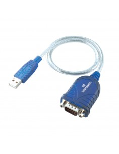 i-tec USBSEAD cable gender changer USB RS-232 Blå, Transparent I-tec Accessories USBSEAD - 1