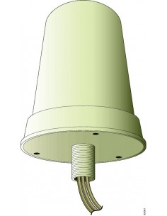 Cisco Aironet 2.4 GHz MIMO nätverksantenner Rundstrålande antenn RP-TNC 4 dBi Cisco AIR-ANT2440NV-R= - 1