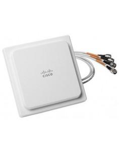 Cisco AIR-ANT2524V4C-R= nätverksantenner Rundstrålande antenn RP-TNC 4 dBi Cisco AIR-ANT2524V4C-R= - 1