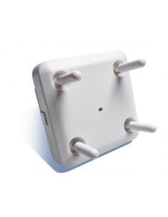 Cisco Aironet 2800e 2304 Mbit/s Valkoinen Power over Ethernet -tuki Cisco AIR-AP2802E-E-K9C - 1
