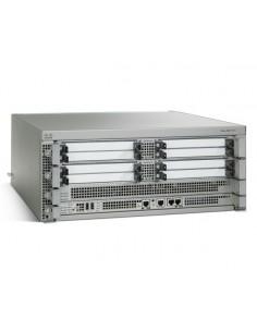 Cisco ASR1004= nätverksutrustningschassin 4U Grå Cisco ASR1004= - 1