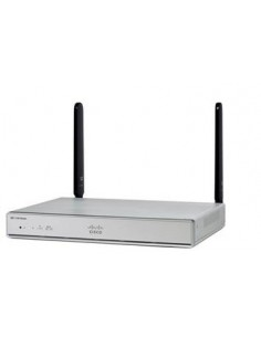 Cisco C1116-4PWE wireless router Gigabit Ethernet Dual-band (2.4 GHz / 5 GHz) Silver Cisco C1116-4PWE - 1