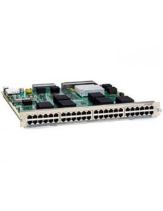 Cisco C6800-48P-TX= verkkokytkinmoduuli Gigabitti Ethernet Cisco C6800-48P-TX= - 1