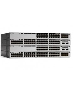 Cisco Catalyst C9300-48P-E network switch Managed L2/L3 Gigabit Ethernet (10/100/1000) Power over (PoE) Grey Cisco C9300-48P-E -