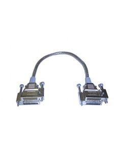 Cisco 3750X Stack networking cable Black 0.3 m Cisco CAB-SPWR-30CM= - 1