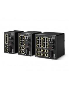 Cisco IE-2000U-16TC-GP network switch Managed Fast Ethernet (10/100) Power over (PoE) Black Cisco IE-2000U-16TC-GP - 1
