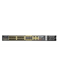 Cisco IE-3010-16S-8PC network switch Fast Ethernet (10/100) Power over (PoE) 1U Black Cisco IE-3010-16S-8PC - 1