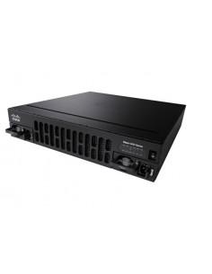 Cisco ISR 4451 AX Bundle kabelansluten router Gigabit Ethernet Svart Cisco ISR4451-X-AX/K9 - 1
