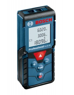 Bosch GLM 40 Professional etäisyysmittari 0.15 - m Bosch 0601072900 - 1