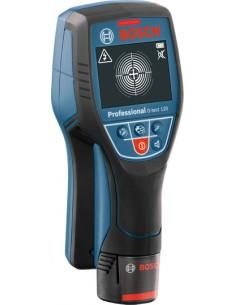 Bosch 120 D-Tect digitaalinen multimittari Rautapitoinen metalli, Kaapelissa virta, Kirjometalli, Puu Bosch 0601081300 - 1