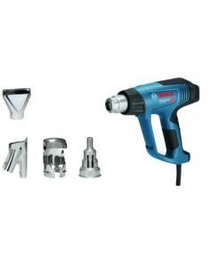 Bosch GHG 23-66 Kit Professional 500 l/min 650 °C 2300 W Musta, Sininen Bosch 06012A6301 - 1