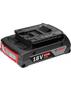 Bosch 1 600 Z00 036 batteri och laddare för motordrivet verktyg Bosch 1600Z00036 - 1