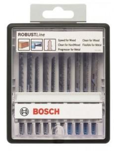 Bosch 2 607 010 542 sågblad till sticksåg, dekupörsåg och tigersåg Bosch 2607010542 - 1