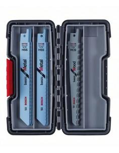 Bosch 2 607 010 901 kuviosahan, lehtisahan & puukkosahan terä Puukkosahanterä 15 kpl Bosch 2607010901 - 1