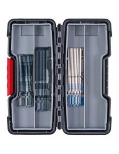 Bosch 2 607 010 903 sågblad till sticksåg, dekupörsåg och tigersåg Figursågblad 30 styck Bosch 2607010903 - 1