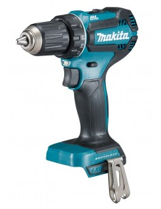 Makita DDF485Z drill 1900 RPM Keyless 1.7 kg Black, Blue Makita DDF485Z - 1