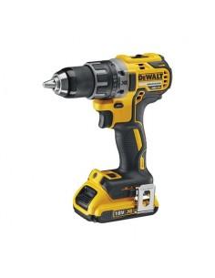 DeWALT DCD791D2-QW drill Keyless 1.5 kg Black, Yellow Dewalt DCD791D2-QW - 1