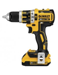 DeWALT DCD795D2 162 g Musta, Keltainen Dewalt DCD795D2-QW - 1