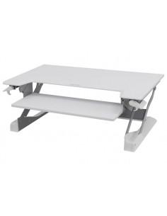 Ergotron WorkFit-TL computer desk White Ergotron 33-406-062 - 1