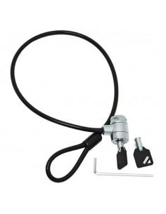 Ergotron 97-702 cable lock Black, Silver 0.095 m Ergotron 97-702 - 1