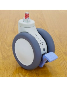 Ergotron 98-069 multimedia cart accessory Grey, White Casters Ergotron 98-069 - 1