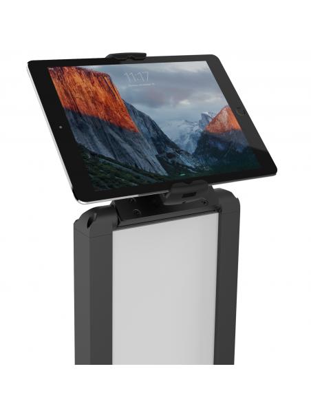 Compulocks 140BUCLGVWMB multimedialaitteiden kärry ja teline Musta Tabletti Multimediateline Maclocks 140BUCLGVWMB - 6